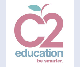 C2 Education logo
