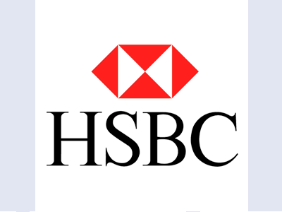 HSBC large logo